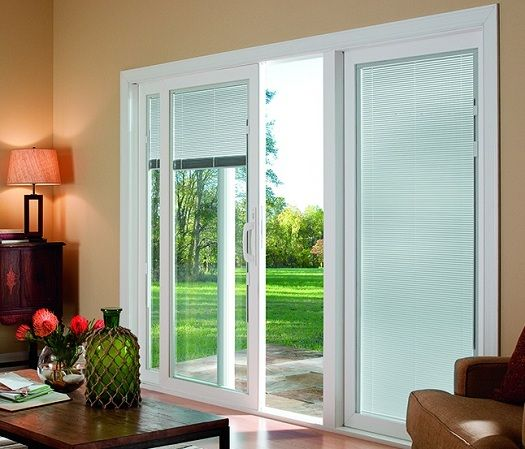 window treatments for sliding doors - Google Search | Sliding .