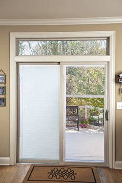 All About Patio Doors With Built-in Blinds | Feld