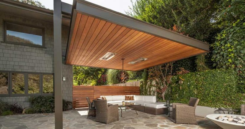 7 Different Roof Styles for Patios | All for Bl
