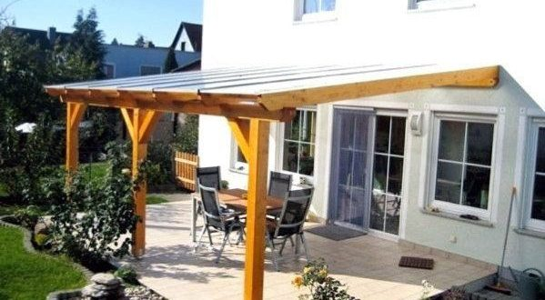 Top 60 Patio Roof Ideas - Covered Shelter Designs | Outdoor .