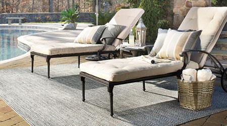Capel® Outdoor Rugs - Patio Land U