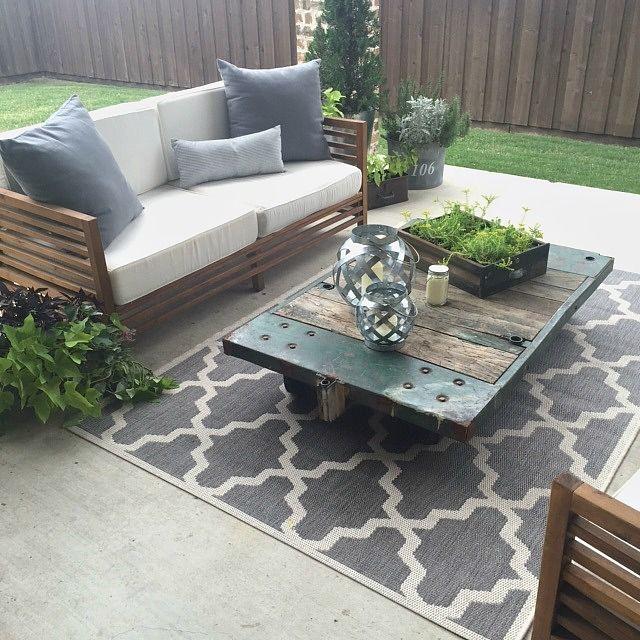SALE ALERT...Take 25% off! | Outdoor rugs patio, Outdoor patio .