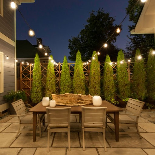 11 Outdoor String Lighting Ideas for a Modern Backyard | YLighting .