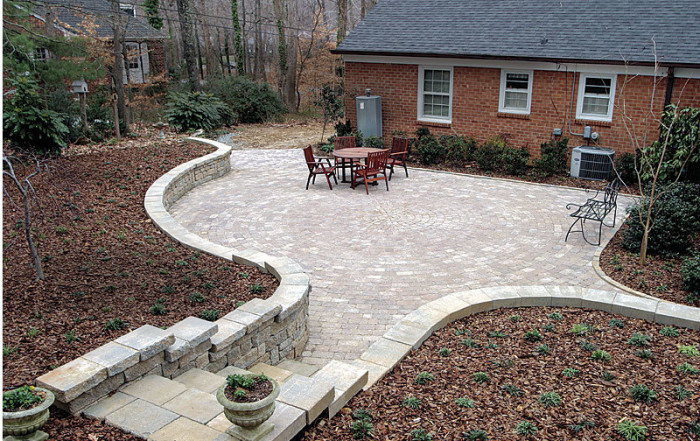 A Concrete-Paver Patio from the Bottom Up - Fine Homebuildi