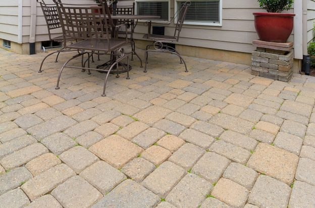 How to Install a Paver Patio - Inch Calculat