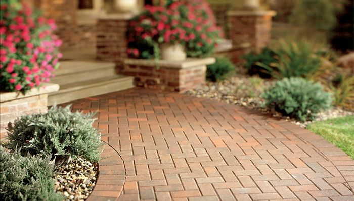 Planning for a Paver Patio or Walkw