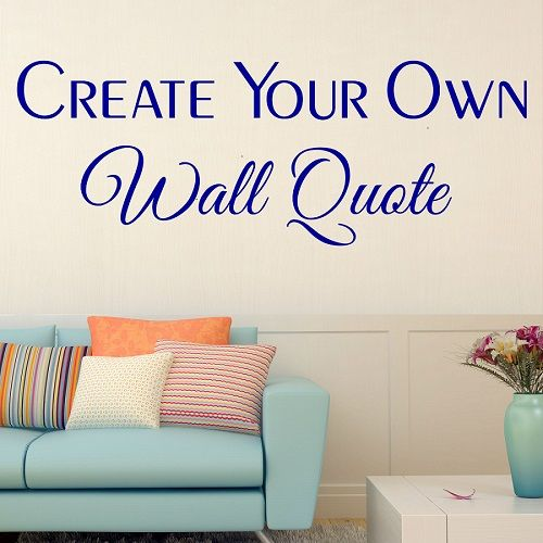 Personalised Wall Art Custom Wall Stickers Yourdesign – Sofia Butel