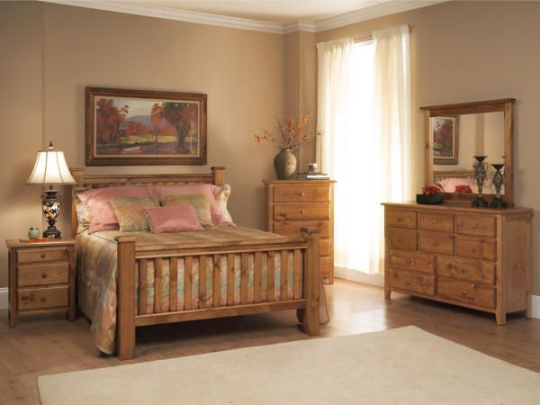 Amazing Pine Bedroom Furniture | Pine bedroom furniture, Oak .