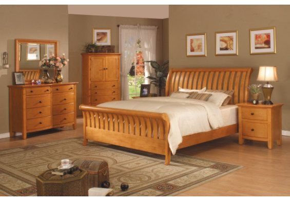 Pine bedroom furniture decorating ideas Video and Photos .