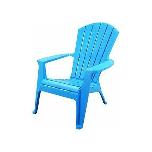 Amazon.com : Adams 8370-21-3700 Adirondack Stacking Chair, Pool .