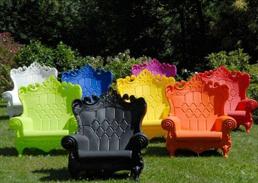 Linvin The Queen of Love Armchair | Outdoor chairs, Lawn chairs .