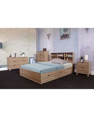 Amazing Deals on Trule Teen Andrews Storage Platform Bed .