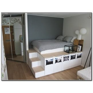 Platform Bed Full Size With Drawers for 2020 - Ideas on Fot