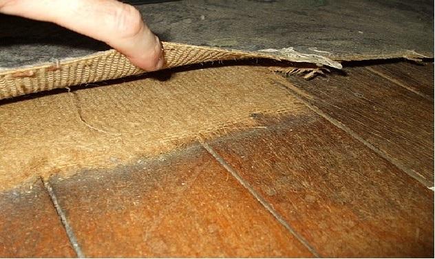 Are polypropylene rugs safe for hardwood floors – Hardwoo