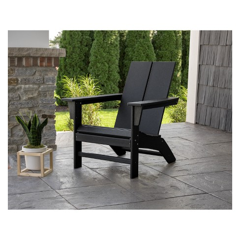 St. Croix Contemporary Adirondack Chair - POLYWOOD : Targ