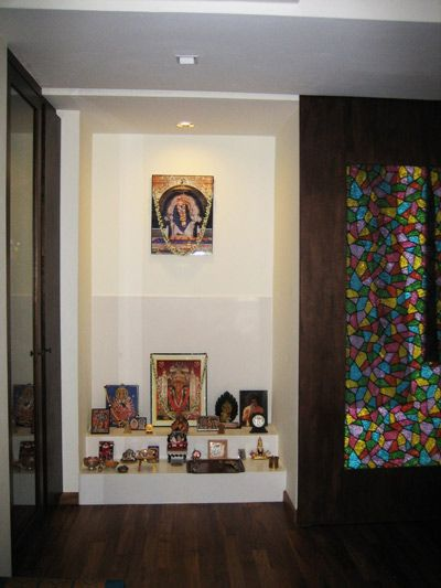 Pooja Room Designs Indian Homes | doDecals A Mandir instills basic .
