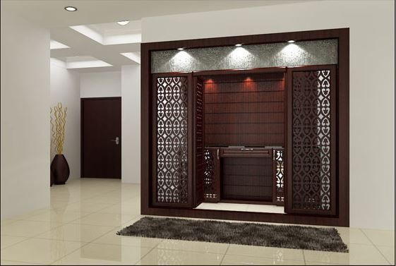 Modern Pooja Room Designs - Pooja Room | Room door design, Pooja .