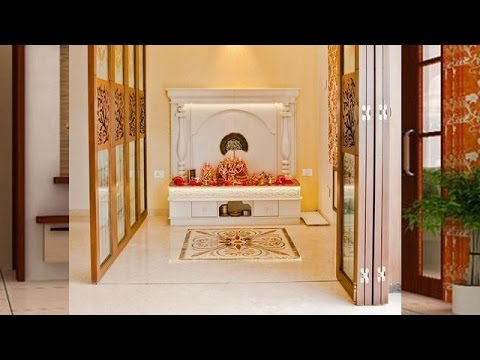 Latest Pooja Room Designs & IDEAS - YouTu