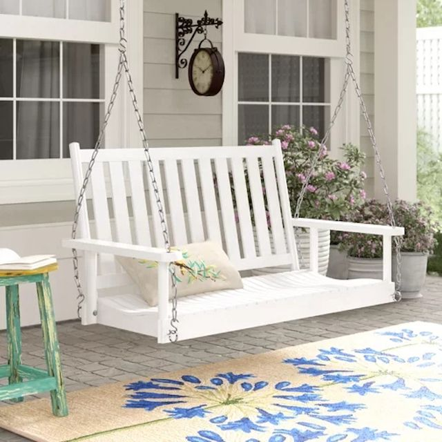 The 8 Best Porch Swings of 20