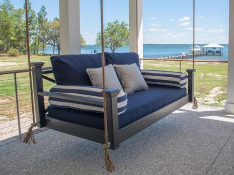 Custom Carolina Historic Hilton Head Swing Bed - MPS – Magnolia .