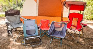 The Best Portable Camp Chairs   Reviews by Wirecutt