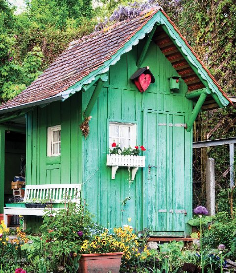 The Potting Shed - Columbia Metropolitan Magazi