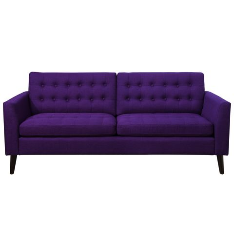 20 Best Purple Sofas - Beautiful Purple Couches to B