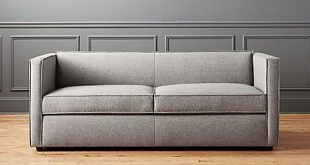 Club Queen Sleeper Sofa + Reviews | C