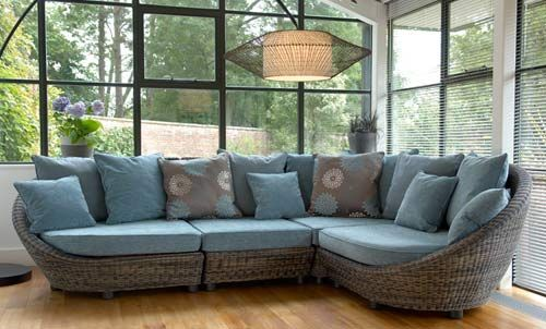 Contemporary Conservatory Furniture | Contemporary conservatory .