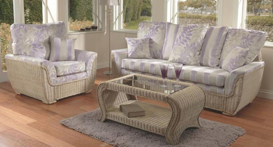 How To Restore Natural Rattan Or Cane Conservatory Furniture Which .
