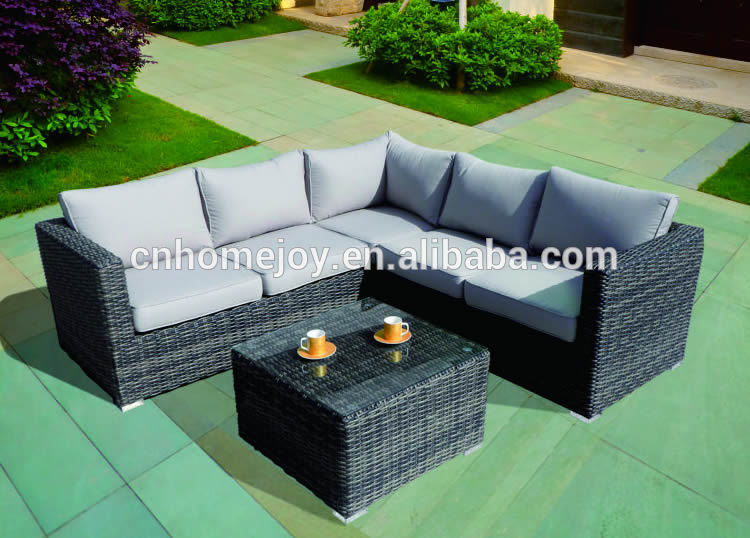 Outdoor Furniture Cheap Rattan Sofa,Rattan Corner Sofa,Sofa Rattan .