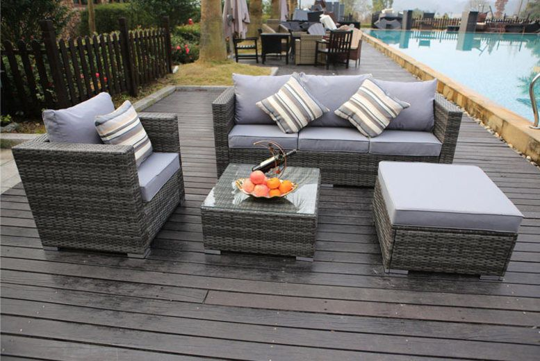 DREAMS-Yakoe-Monaco-5-Seater-sofa-set-1 | Rattan garden furniture .