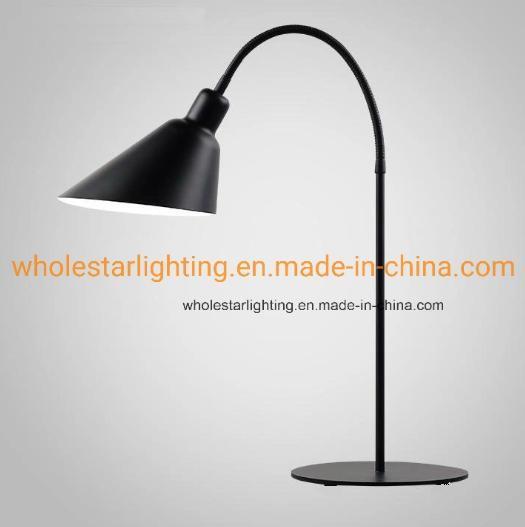 China Metal Reading Table Lamp (WHT-266) - China Table Lamp, Desk La
