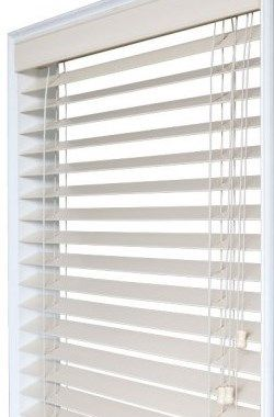 Ready Made 63mm Econowood Venetians | Cortinas, Venecia
