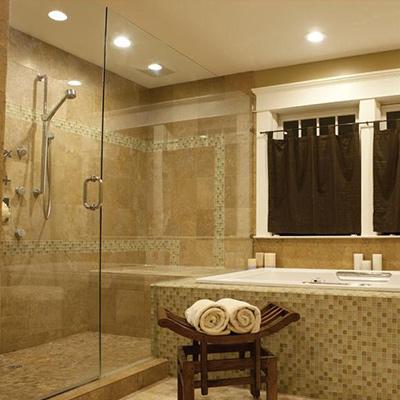 Bathroom Lighting at The Home Dep