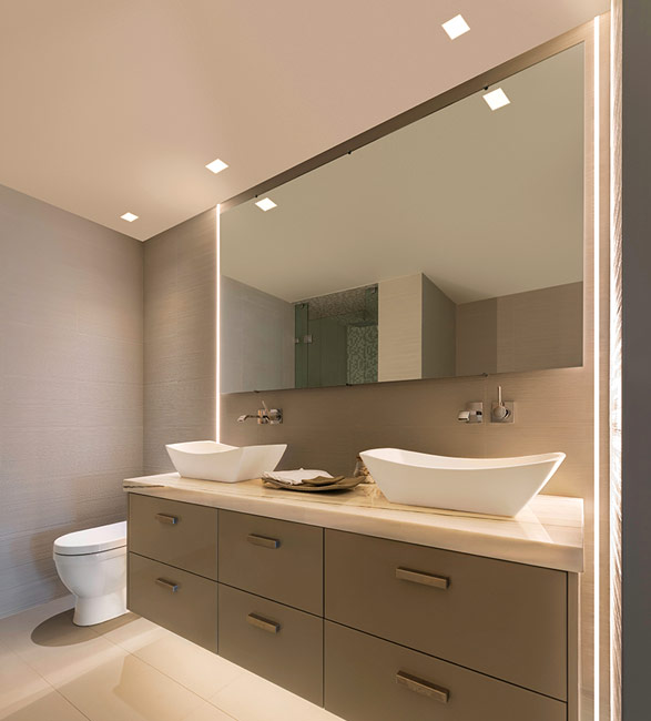 New Recessed Lighting: Dots & Dashes - Lightolo