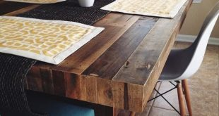 """Emmerson Dining Table, 72"""", Reclaimed Pine At West Elm - Dining ."""