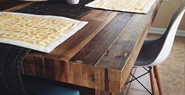 "Emmerson Dining Table, 72"", Reclaimed Pine At West Elm - Dining ."