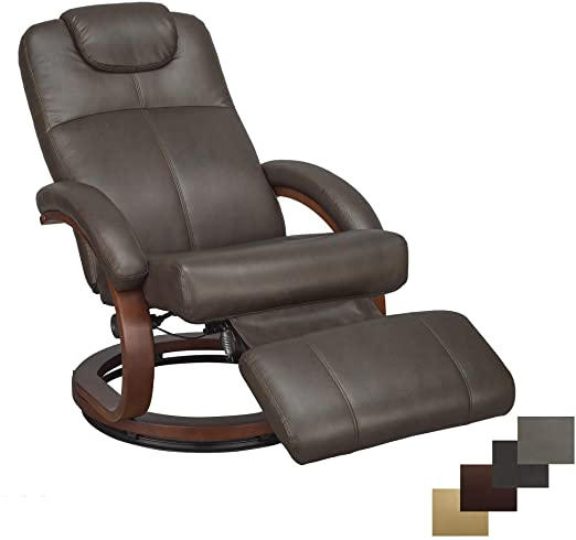 "Amazon.com: RecPro Charles 28"" RV Euro Chair Recliner Modern ."