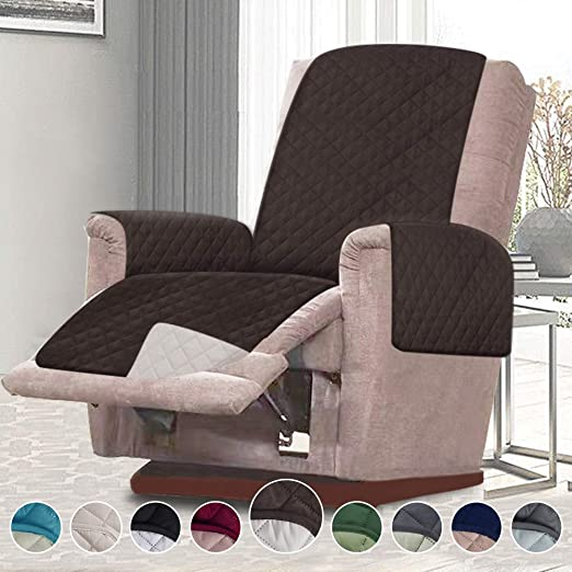 Amazon.com: RHF Reversible Oversized Recliner Cover & Oversized .