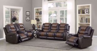 POWER RECLINING SOFA AND LOVESEAT: Only $2,799.00 - living room .