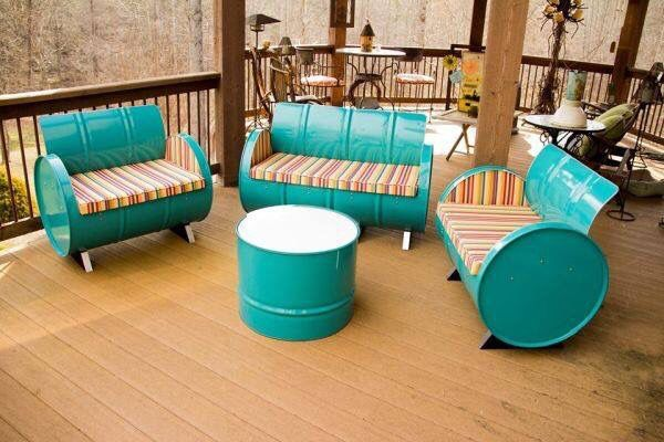 35+ Ingenious DIY Backyard Furniture Ideas Everyone Can Make .