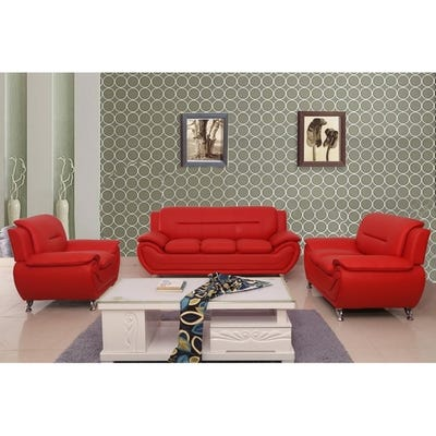 Buy Red Living Room Furniture Sets Online at Overstock | Our Best .