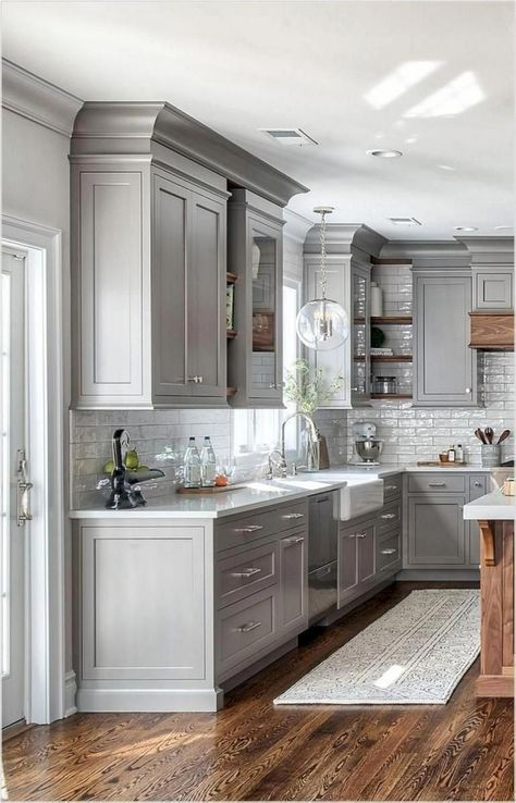 20+ Kitchen Cabinet Refacing Ideas In 2020 [Options To Refinish .
