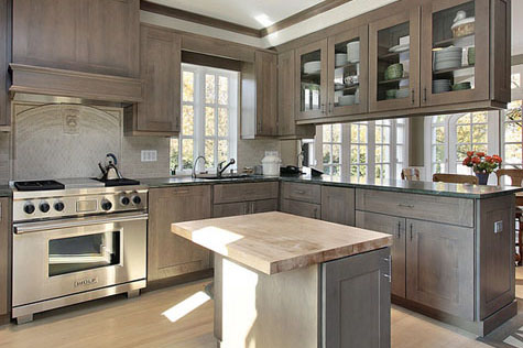 Kitchen Cabinet Refinishing - From Kitchen Cabinet Restoration to .
