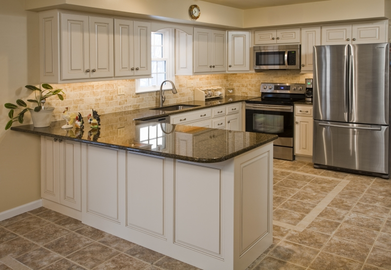 The Ideas in Refinish Kitchen Cabinets | Kitchen Remodel Styles .