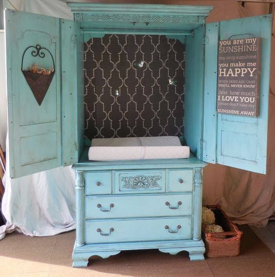 Pin by Kelly Wolfanger on Country & Rustic Themes | Baby changing .