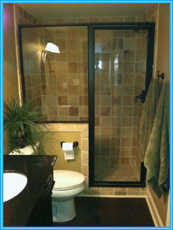 50 Amazing Small Bathroom Remodel Ideas | Small bathroom plans .