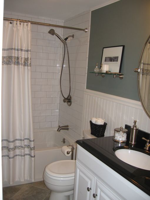 50 Amazing Small Bathroom Remodel Ideas | Inexpensive bathroom .