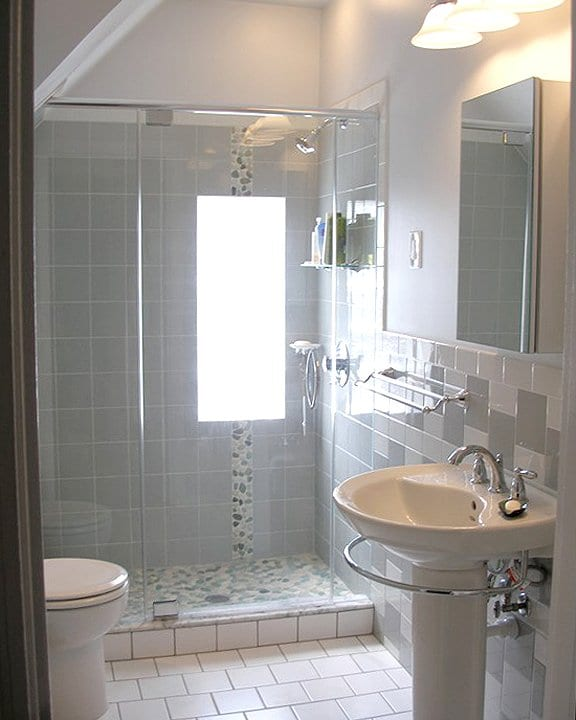 Small Bathroom Remodel Ideas Photo Gallery | Angie's Li